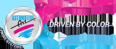 Automotive Art - Drivin By Color